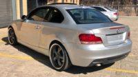 2009 BMW 120d AUTO