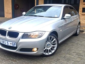2010 BMW 320I LCI FACELIFT