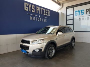 2011 Chevrolet Captiva 3.0 V6 AWD LTZ