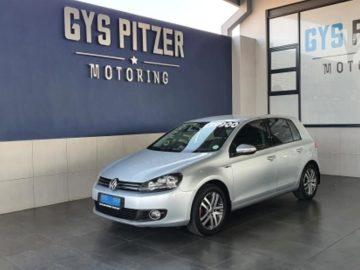 2012 Volkswagen Golf 1.4TSI Comfortline Auto