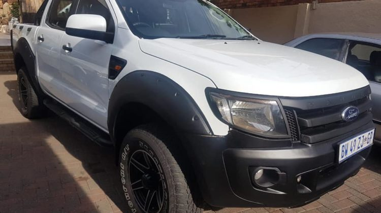 2012 ford ranger 2.2 diesel double cab