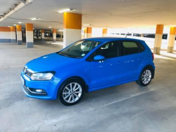 2014 Vw Polo 1.2 TSI DSG HIGHLINE