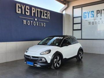 2015 Opel Adam Rocks 1.0T