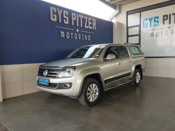 2015 VW Amarok 2.0BiTDI Double Cab 4Motion Auto