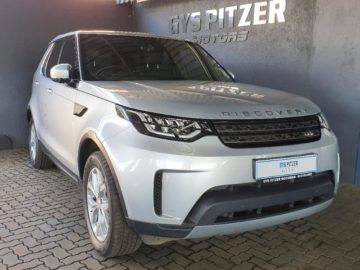 2017 Land Rover Discovery SE Td6
