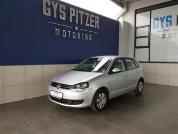 2017 Volkswagen Polo Vivo Hatch 1.4 Trendline