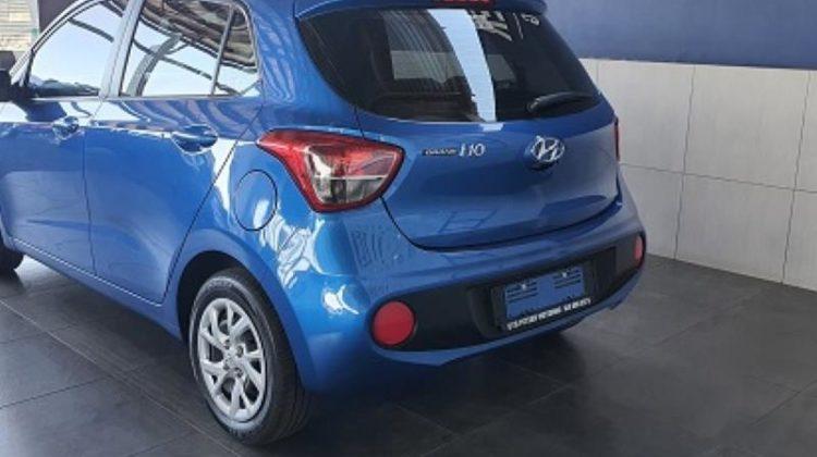 2019 Hyundai Grand i10 1.0 Motion