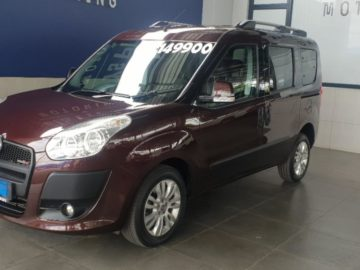 Fiat Doblo Cargo Maxi 1.6 Multijet 2016