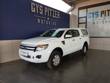 Ford Ranger 2.2TDCi Double Cab 4×4 XLS 2015