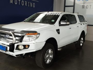Ford Ranger 3.2 Double Cab XLT Auto 2013