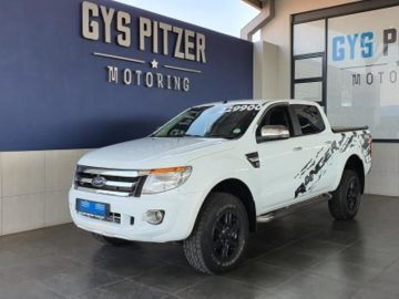 Ford Ranger 3.2TDCi Double Cab 4×4 XLT 2013