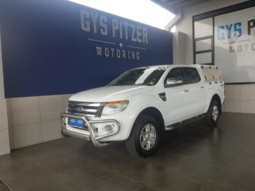 Ford Ranger 3.2TDCi Double Cab 4×4 XLT 2011
