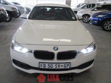 BMW 318i A/T (F30)