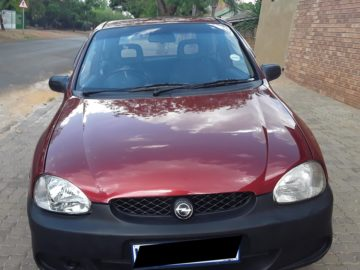 2003 Opel Corsa Lite 1.4i Hatchback