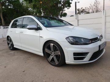 2016 Volkswagen Golf VII 2.0 TSI R 4Motion DSG