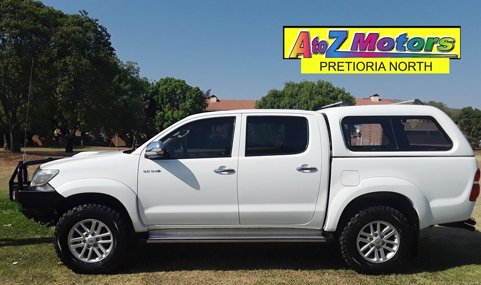 2014 Toyota Hilux 3.0 D4D Raider 4x4 P/U D/C   SellMyRide