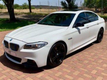 2011 BMW 520d