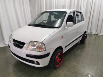 2008 Hyundai Atos 1.1GLS