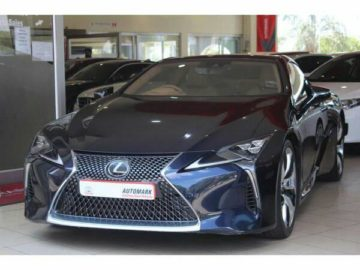 2018 Lexus LC 500 5.0 V8 Coupe