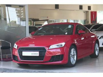 2015 Audi TT 2.0TFSI Coupe