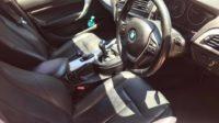2012 BMW 118i F20 FULL HOUSE