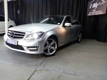 2014 MERCEDES BENZ C200 LIMITED EDITION C