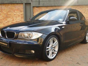 2008 BMW M125I