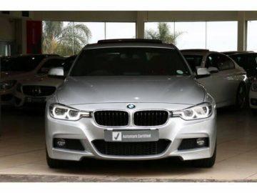 BMW 3 Series 320i 2017 F30 M