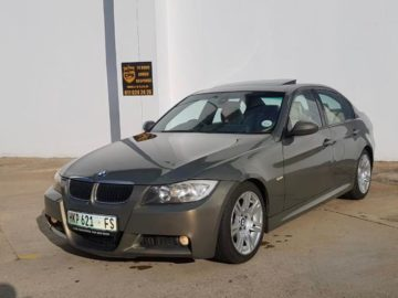 2007 BMW 320d INDIVIDUAL MSPORT