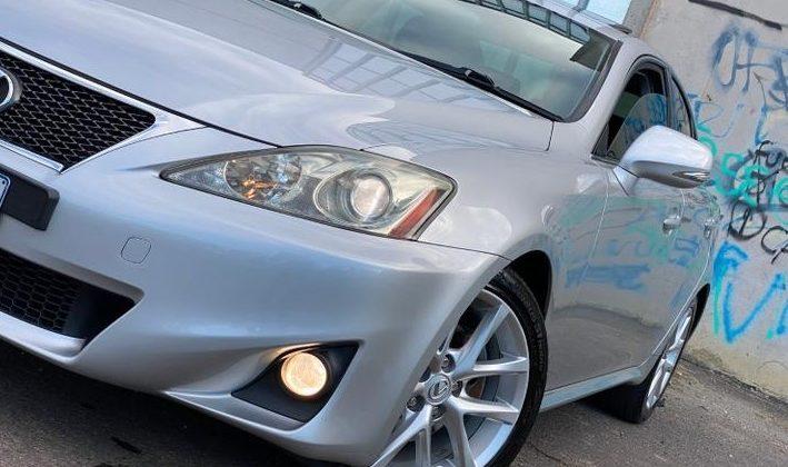 2011 Lexus Is IS250