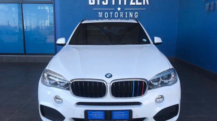 2014 BMW X5 xDrive40d M Sport