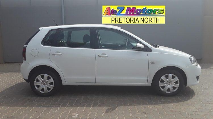Volkswagen Polo Vivo 1.4 Trendline 2014