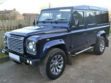 2013 Land Rover Defender Limited Edition Manual 4×4