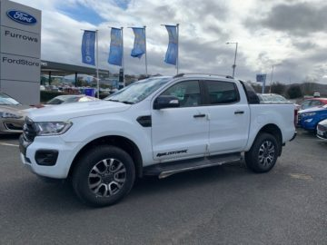 Ford Ranger RANGER DOUBLE CAB WILDTRAK