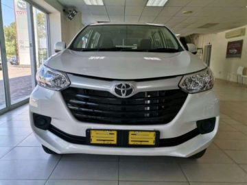 2018 Toyota Avanza for sale