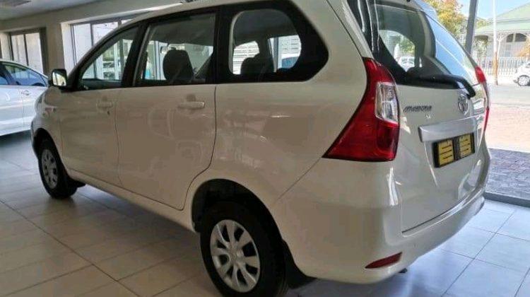 2018 Toyota Avanza for sale
