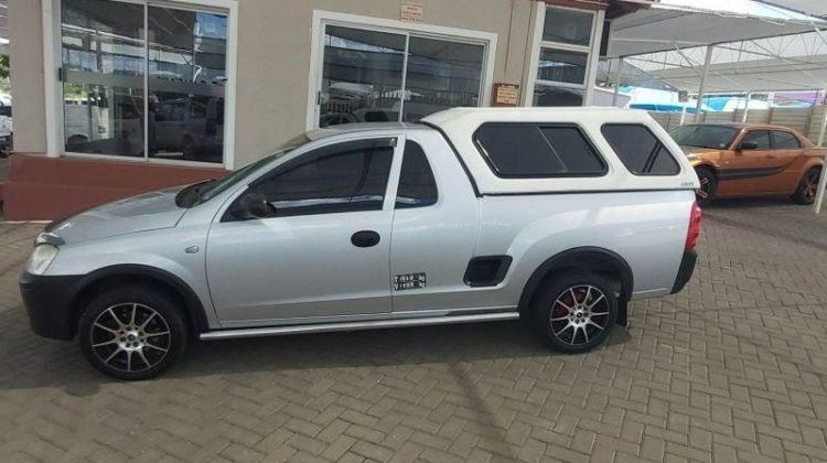Opel Corsa 1.4i utility