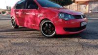 2014 VW Polo vivo 1.4 Trendline
