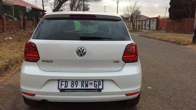 VW Polo 1.4 TSi DSG