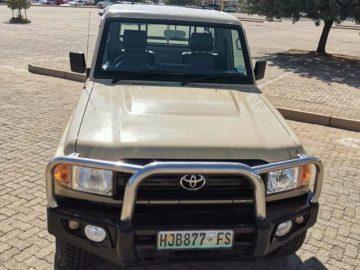 Toyota Land Cruiser 79 4.5D-4D LX V8 For Sale