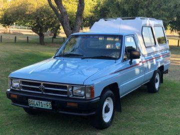 Toyota Hilux 2.8D LWB bakkie for sale